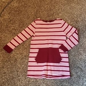 Lands end sweater dress